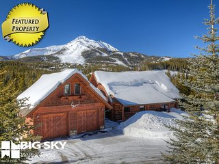 Big Sky Private Home | Elk Creek Lodge