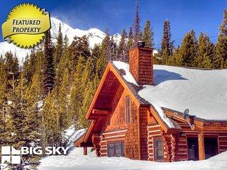 Big Sky Resort   Powder Ridge Cabin 1 Moose Ridge