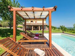 Villa Romantica, Labin