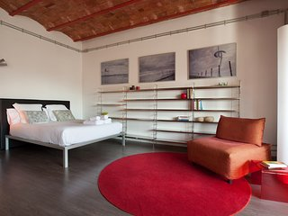 Enjoybcn Coliseum Apartments-Loft for couples & families in center