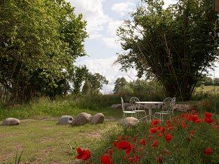 """Gîte """" le Levant"""", meublé de tourisme à 10 mn de Marmande ."""