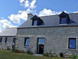 la villa Keranig, rénovation récente vue mer, Saint-Pol-de-Leon