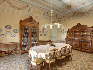 Villa bruschetti, Empoli