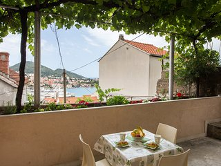 Apartment Meet & Greet- Studio Apartment with Terrace and Sea View, Dubrovnik
