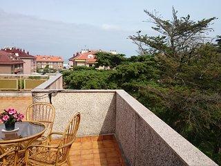 Ático con dos enormes terraza. Playa de Somo
