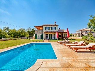 Villa Bella near Rabac, Labin