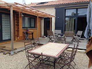 Maison de vacances, Jau-Dignac-et-Loirac