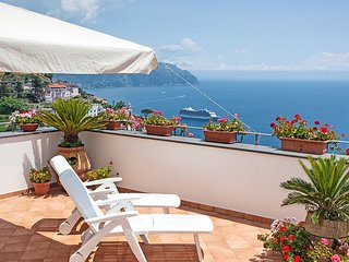 Appartment with see view!, Amalfi
