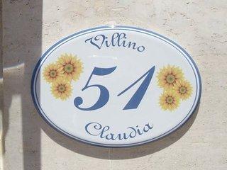 villinoclaudia 4/5 pt l indipendente 30 mt  mare, Porto Cesareo