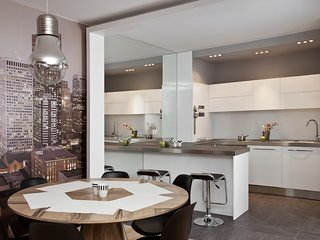 Modern and stylish apartment in the city center, Sofia