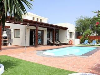 """Villa """"Alegría"""", Playa Blanca"""