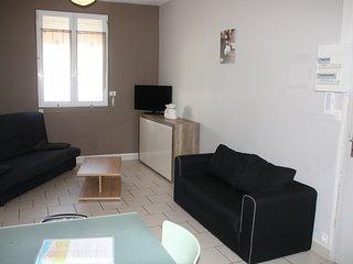 Appartement Berck-Plage 2 a 5 personnes