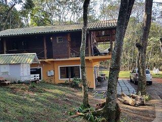 Aluguel casa em Santo Antonio do Pinhal