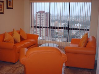 Luxury San Isidro Condo with Spectacular View 1604, Lima