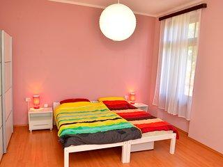 Opatija,centar,5+1 lux App,70m2 ,with 3 x climate, 3 x SatTv, free WiFi, balcony