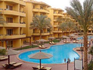 Charming One Bedroom Apartment at British Resort, Hurghada