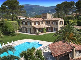 Beautiful Stone Villa, Grasse