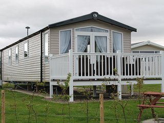 Luxury 6 berth Mobile Home - Seton Sands