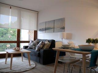 Moderno apartamento a 250 m. de la playa con wifi