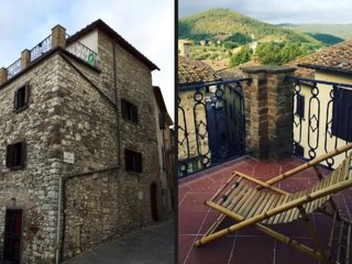 ART REBUS TOWER, Radda in Chianti