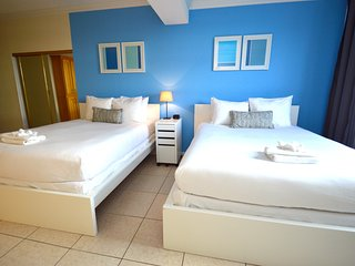 Beachwalk Resort, Superior Studio, 2 full beds, Hallandale Beach