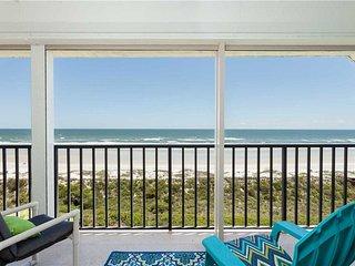 Windjammer 402, 2 Bedrooms, 4th Floor, Ocean Front, Elevator, Sleeps 7, Saint Augustine