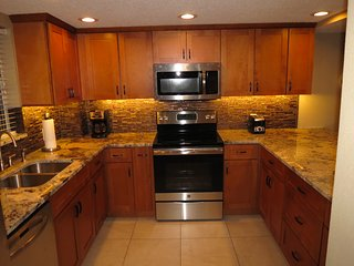Stainless Steel (NEW) appliances