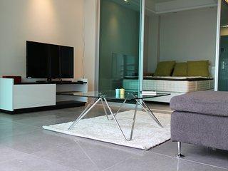 Pattaya Design Front Beach Studio  48sqm, Jomtien Beach