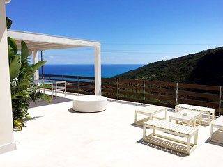 Villa immersa nella natura, spiaggia, Relax, mare