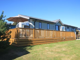 Luxury Lodge in Soar, Nr Salcombe, Devon, England