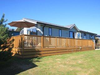 Luxury Lodge in Soar, Nr Salcombe, Devon, England
