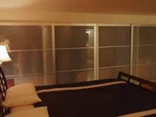 Your bedroom. There is loft bed with 2 full size mattress