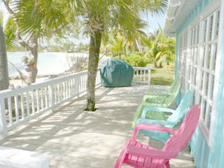 Osprey Nest 1 Bahamas Beachside Bungalow Sleeps 2