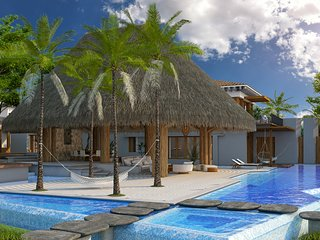 Casa Koko Barefoot Luxury villa, Punta de Mita