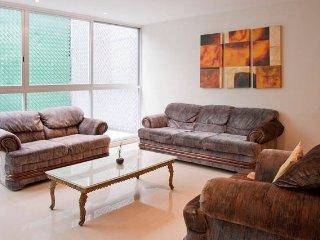 Family - Friendly , Col del Valle , 3 Room Apartme, Ciudad de México