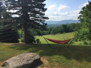 Amazing Mountain Views, Total Privacy, Windham