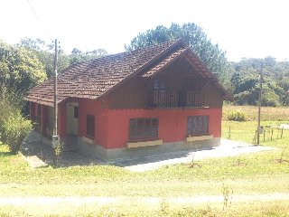 Chalé Bocaina, Bananal