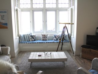 Stunning Apartment with Sea views, Broadstairs