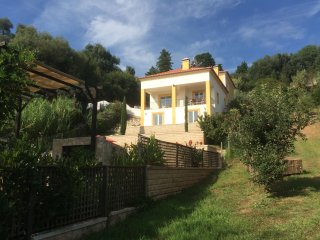 Beautiful Villa situated in a tranquil valley .