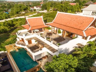 6 Bedroom Seaview Villa Big buddha