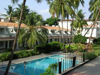 holiday villa at peaceful location close to beach, Benaulim