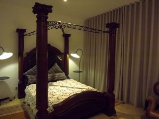 DEGEBE COUNTRY HOUSE Delux Double Room D.Afonso He