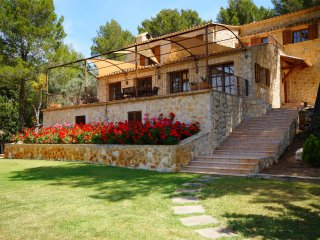 WONDERFUL VILLA LA MINA IN SELVA