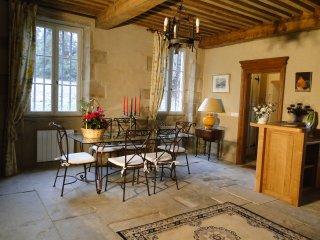 Gite du chateau de Champrobert