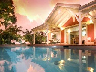 Villa Blue Lagoon à proximité des plages, Saint Francois