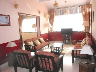 Simply Offbeat 3BHK AC South Goa apartment
