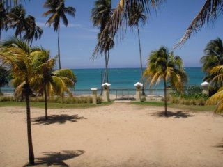 Aquatika  Beachfront 1,2 or3 bedroom., Loiza