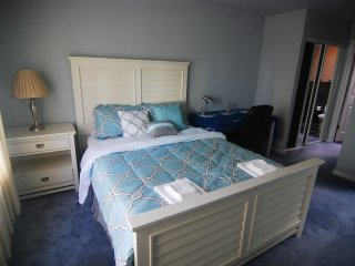 [3E] Cozy Master Suite with Private Bathroom near Daly City BART Subway Station