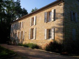 Chambre d'hôtes des deux rivières, Coutras