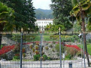 La Villa Passalacqua, Moltrasio